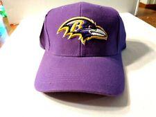 Mens Baltimore Ravens hat ball cap NFL football