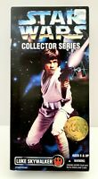 """Vintage 1996 Kenner Star Wars Collector Series Luke Skywalker 12"""" Action Figure"""
