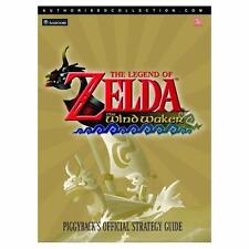 The Legend of Zelda: The Wind Waker - Official Strategy Guide-ExLibrary