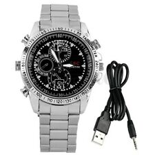 12MP Wrist Watch 4GB Mini DV DVR Hidden Spy Cam Camera Camcorder HD 960P Video
