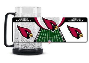 Arizona Cardinals Freezer Mug Black