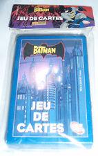 Jeux de 32 Cartes à jouer Super Héros Batman DC Comics Marvel NEUF