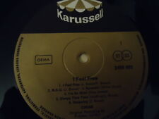 Cream ‎– I Feel Free  Label: Karussell ‎ 1970 –  Vinyl  LP