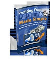How To Use Facebook Ads In The Simplest & Effective Way For Maximum Profit (CD)