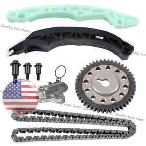 Timing Chain Kit Fits Smart Fortwo 1.0L 999CC Coupe Convertible 2-Door GAS SOHC