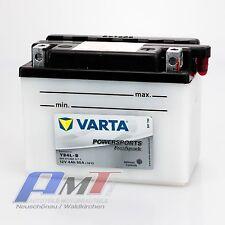Varta YB4L-B Powersports Motorradbatterie 12V 4AH 50A 504011002 Batterie