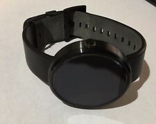 Motorola  Moto 360 Smart Watch for Android Devices Black Leather 1st Generation