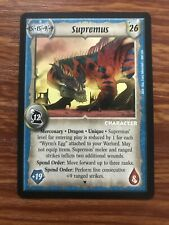 Stormchaser Warlord Saga of the Storm SotS CCG