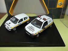 RENAULT CLIO I Renault Assistance UNIVERSAL HOBBIES 1:43 Avec Clio 3 inch