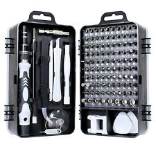 110 in 1 Electric Precision Screwdriver Set Fit Computer Pc Phone Repair Tool