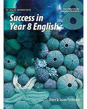 Success in Year 8 English, 2nd Ed. for Australian Curriculum - Bruce Pattinson