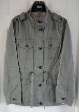 M&S Pure Cotton Military Jacket, Khaki Colour, Size 8, Was £45, BNWT