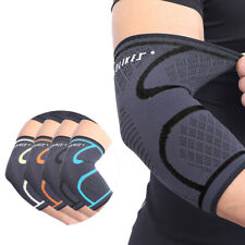 Elbow Pads 2pcs Wraps Bandage Gym Weight Lifting Compression Elbow Sleeve Brace