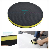 6inch Round Clay Magic Bar Polish Sponge Pad Auto Car Detailing Cleaning Wax Pad