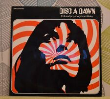 DISC A DAWN - Folk And Pop Songs From Wales [Vinyl LP,1970] UK REC 65M Rare *EXC