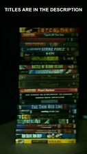 24 Collectible DVD's PreOwned-Build Your Home Collection-NonProfit Organization