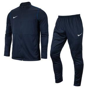 Nike Dri-Fit Park 20 Training Suit Men's Tracksuits Sets Navy BV6887-410