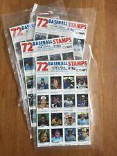 Fleer MLB Vintage Baseball Stamps 1980s Complete set 1 - 4 Schmidt Brett Seaver