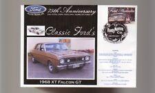2000 FORD 75th ANNIV COV, 1968 FORD FALCON XT GT