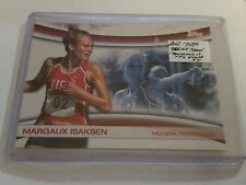 2012 Topps U.S. Olympic Team Games of the XXX Olympiad #OLY14 Margaux Isak