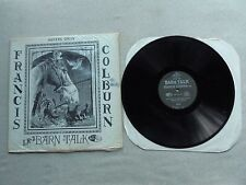 "Francis Colburn Barn Talk Comedy LP 12"" Album 1962 Loren Records #LR2 Shrink Rar"