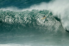 """Mark Healey from the 2016 Eddie Aikau Event 8x12"""" Photo by Pete Frieden"""