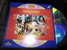 MOGAMBO LASER DISC CLARK GABLE