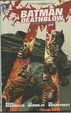 BATMAN DEATHBLOW: AFTER THE FIRE~ DC COMICS DELUXE HARDCOVER~ BRAND NEW