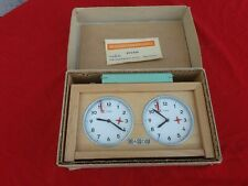 1984 production of chess clock made in DDR - factory status