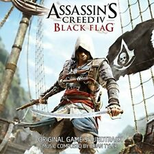 Brian Tyler - Assassins Creed IV  Black Flag  Game OST [CD]