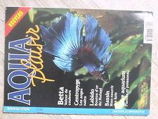 $$ Revue Aqua plaisir N°2  Betta  Centropyge  Labido  Kois  PLantes et poissons