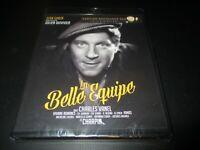"BLU-RAY NEUF ""LA BELLE EQUIPE"" Jean GABIN, Charles VANEL, Viviane ROMANCE"