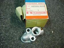 Verbindungsstück KZ1000 police Kawasaki Neu Orginal Ausverkauft  92005-1030