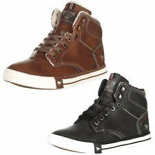 Mustang Herren Schuhe Boots Winterschuhe Herrenschuhe Sneaker Männer 4072-603