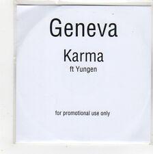 (FS20) Geneva, Karma ft Yungen - 2011 DJ CD