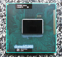 Intel Core I5-2410M I5-2430M I5-2450M I5-2520M I5-2540M Socket G2 CPU