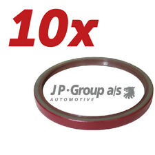 10x JP Group Wellendichtring, Kurbelwelle BMW, Alfa Romeo, Opel, Ford,