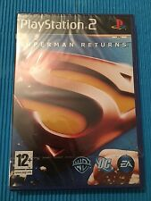 Superman Returns (Sony PlayStation 2 ) - Pal Version
