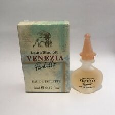 Laura Biagiotti Venezia Pastello EDT miniature parfum 5ml