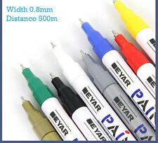 New Universal Car Tyres, Art & Craft Waterproof Permanent Paint Pen Oil Marker