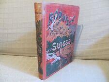 le Robinson suisse par Wyss cartonnage polychrome 1892