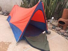 Vintage Gerry One or Two Man Camping Tent Made in Boulder Colorado USA