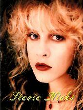 Stevie Nicks 1994 Street Angel World Tour Concert Program Book Booklet / Nm 2 Mt