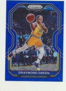 2021 Panini Prizm Draymond Green True Blue /199 Parallel Rare J303