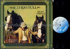 LP--JETHRO TULL--HEAVY HORSES--OIS--CHR 1175--1978