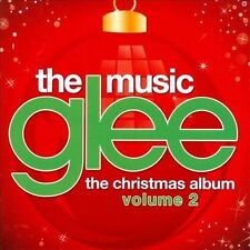 Glee Christmas Album, Vol. 2 CD Darren Criss, Lea Michele, Kevin McHale  & MORE