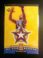 RON ARTEST  2003/04 UPPER DECK ALL-STAR WEEKEND GAME USED WORN JERSEY  AH3944