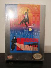 Hudson hawk Nes Nintendo Sealed