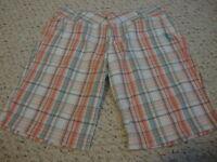 Women's Jrs O'NEILL plaid shorts, 5