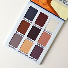 Professional 9 Colors Eye Shadow Makeup Cosmetic Shimmer Matte Eyeshadow Palette